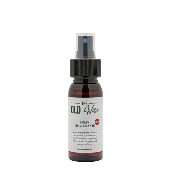 Spray cicatrizante 100% natural The Old Wise
