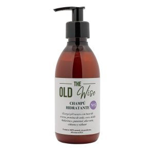 Champú Nº5 hidratante con ingredientes naturales The Old Wise